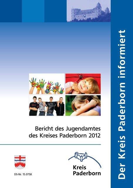 Jahresbericht des Jugendamtes des Kreises ... - Kreis Paderborn