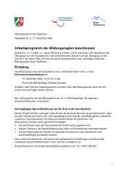 17. November 2009 - Kreis Paderborn