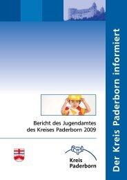 Jugendamtsbericht 2009 - Kreis Paderborn