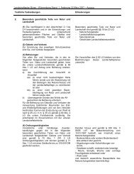 1. Änderung 22.März 2007 – Auszug Textliche ... - Kreis Paderborn