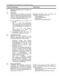 Landschaftsplan Sennelandschaft vom 15.06 ... - Kreis Paderborn