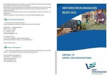 Garten Und Landschaftsbau Recklinghausen kurt schumacher allee 1 45657 re kreis recklinghausen