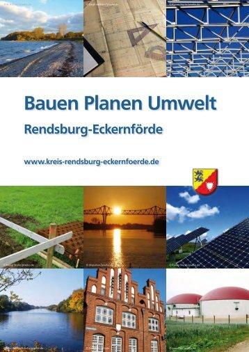 Baubroschüre - Kreis Rendsburg-Eckernförde