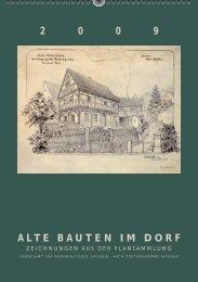 ALTE BAUTEN IM DORF - Architektenkammer Sachsen