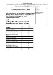 VA Abmeldung und Sekundärtransport - Kreis Steinfurt
