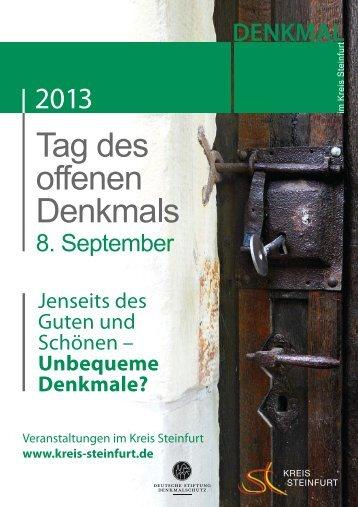 DENKMAL - Kreis Steinfurt