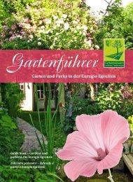 Gärten und Parks in der Euregio Egrensis - Landkreis Tirschenreuth