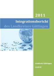 Integrationsbericht 2011 - Integrationspotenziale