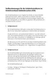 Tarifbestimmungen für die SchülerFreizeitKarte im Verkehrsverbund ...