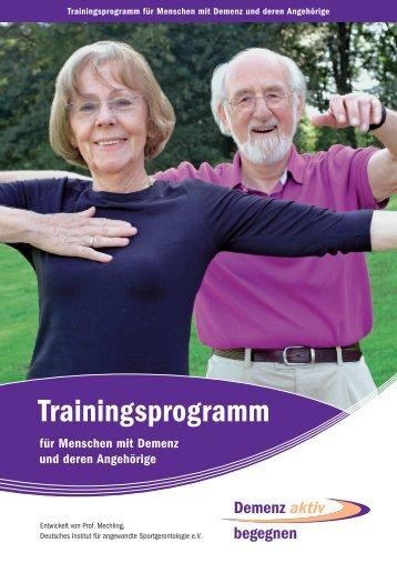 Trainingsprogramm - Kreis Groß-Gerau