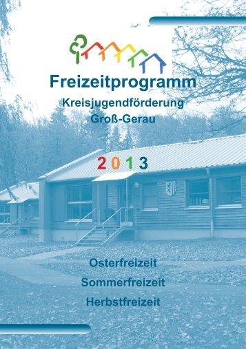 Freizeiten KJF13 - Kreis Groß-Gerau