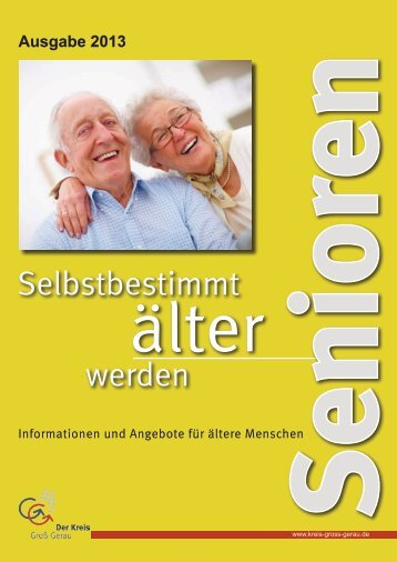 Selbstbestimmt Älter werden - Kreis Groß-Gerau