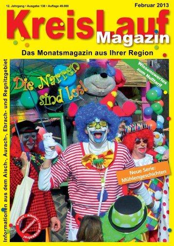 sind ! Die Narr en - KreisLauf Magazin