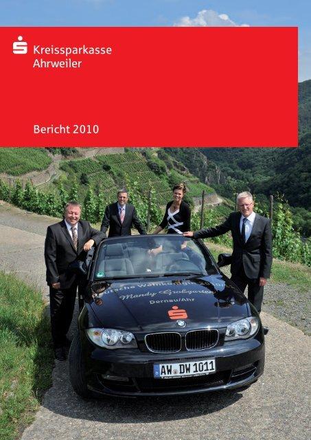 Bericht 2010 - Kreissparkasse Ahrweiler