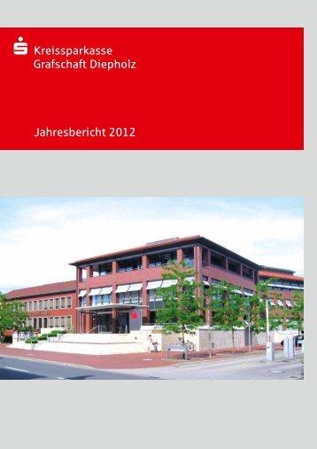Jahresbericht 2012 s Kreissparkasse Grafschaft Diepholz