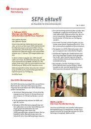 Ausgabe 03/2013 - Kreissparkasse Heinsberg