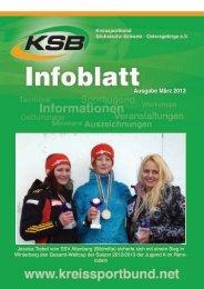 Ausgabe März 2013 - Kreissportbund Sächsische Schweiz ...