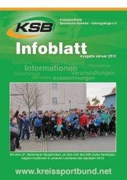 Ausgabe Januar 2013 - Kreissportbund Sächsische Schweiz ...
