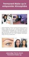 Flyer Permanent Make Up - Seite 7