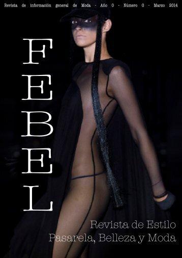 F E B E L Magazine Abril 2014
