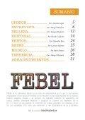 F E B E L Magazine Abril 2014 - Page 3