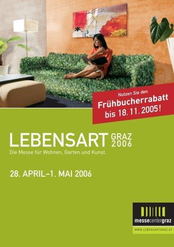 Frühbucherrabatt - AKZENTA FORUM