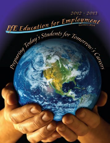 EFE Course Catalog - Kalamazoo Regional Educational Service ...