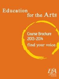 2013-2014 Course Brochure - Kalamazoo Regional Educational ...