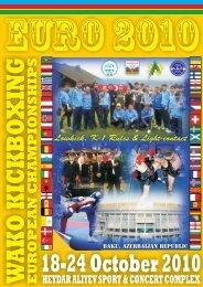 AZERBAIJAN! - Kickboxing