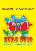 AZERBAIJAN! - Kickboxing - Page 2