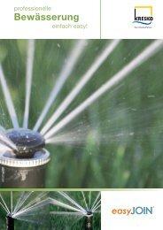 Bewässerung - Kresko GmbH - Fachhandel für Gartentechnik