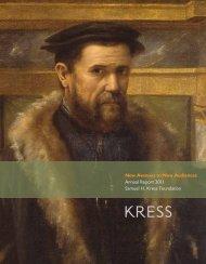 Download Full Report PDF - The Samuel H. Kress Foundation