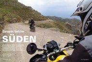 Europas tiefster SÜDEN - Kreta-Motorradtouren