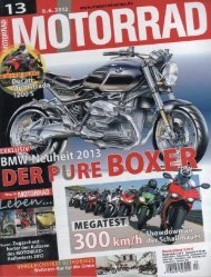 Reisebericht MOTORRAD Kreta Strassentour 2012