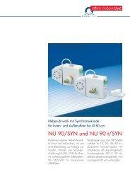 NU 90/SYN und NU 90 t/SYN