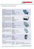 Interfaces Deutsch.qxd - KRETSCHMER Informationselektronik GmbH - Seite 2
