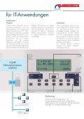 MobaTime Server MTS - und Stempeluhren - Seite 3