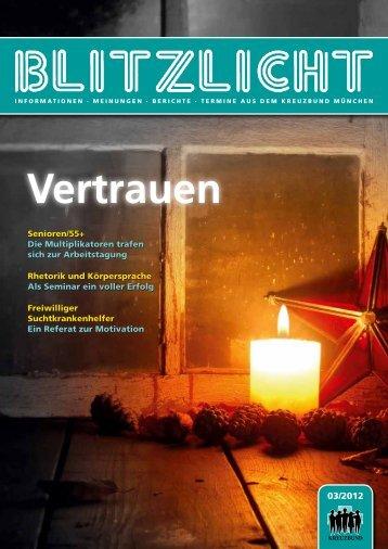 Blitzlicht-2012-03 - Kreuzbund Diözesanverband München und ...