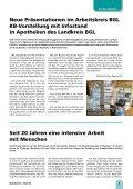 Blitzlicht-2012-03 - Kreuzbund Diözesanverband München und ... - Seite 5