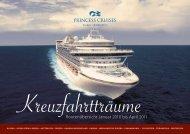Princess Cruises - Kreuzfahren.ch
