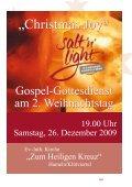 GEMEINDEbrief - Ev.-Luth. Kirchengemeinde .Zum Heiligen Kreuz. - Page 7