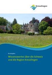 Wissenswertes über die Schweiz und die Region Kreuzlingen
