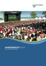 Jahresbericht 2008 | der Stadt Kreuzlingen