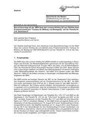 20130124 Botschaft Baurechtsvertrag SBW.pdf ... - Kreuzlingen