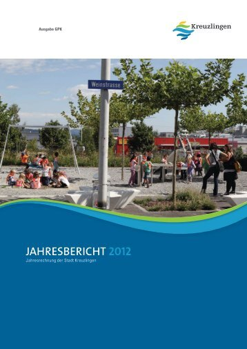 Jahresbericht 2012 | Stadt Kreuzlingen