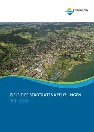 legislaturziele2011bis2015.pdf, Seiten 1-20 - Kreuzlingen
