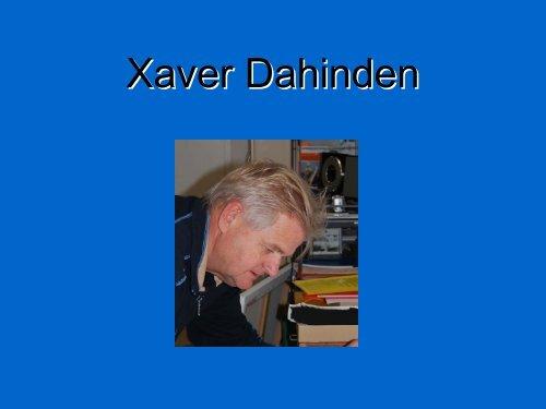 Xaver Dahinden - Kreuzlingen
