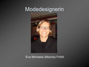 Modedesignerin - Kreuzlingen