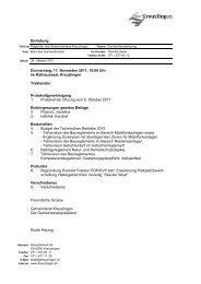 Einladung Donnerstag, 17. November 2011, 19.00 ... - Kreuzlingen