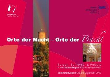 als PDF zum Download - KulturRegion Frankfurt RheinMain